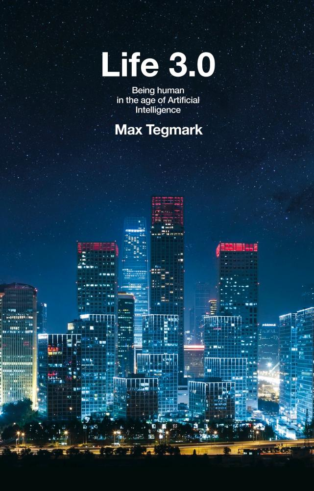 Cover of Tegmark's Life 3.0