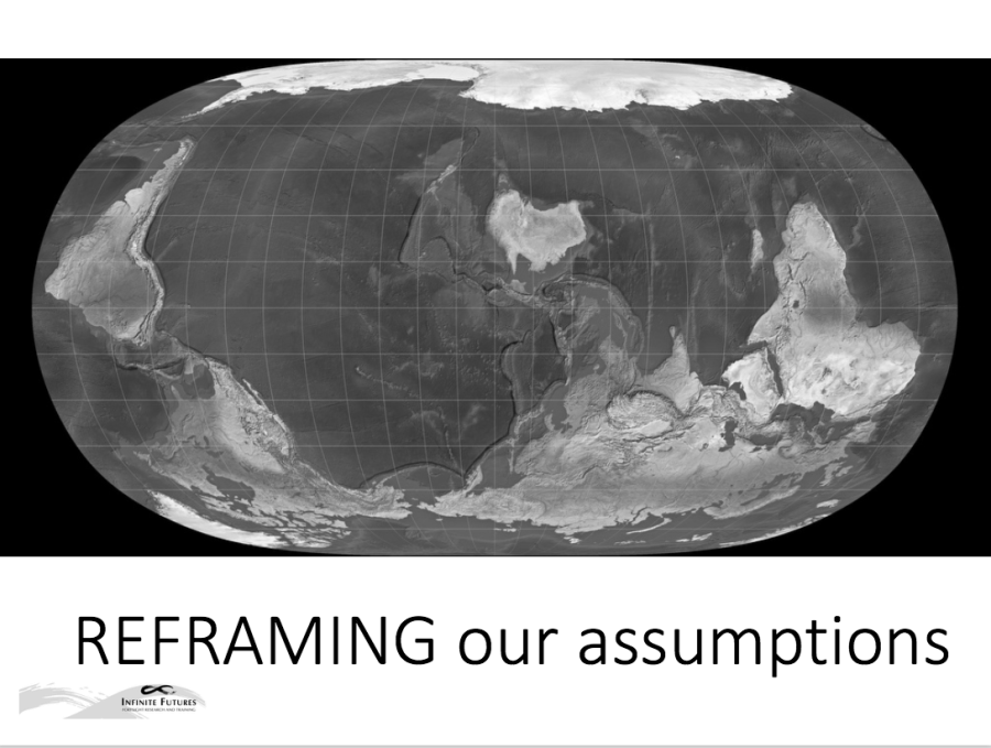 Reframing our assumptions